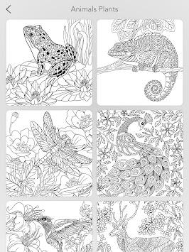 Garden Coloring Book APK Screenshot Thumbnail 16