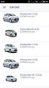 Klezcar Car Sharing - náhled