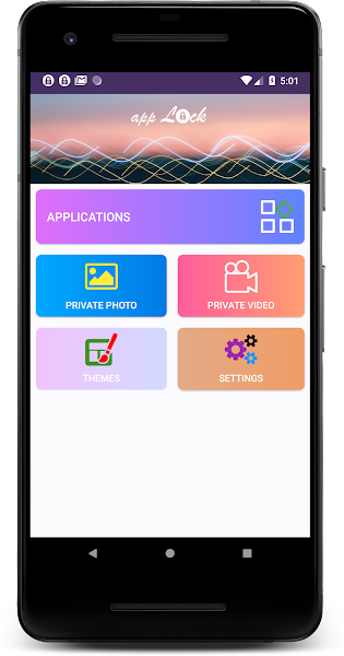 Go App Lock 2020 (Pro version) Screenshot Image