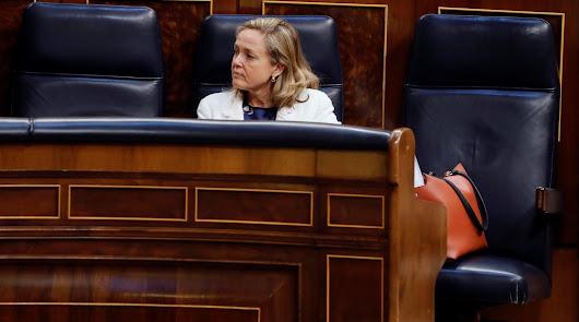 """Reforma laboral: Calviño ve """"absurdo"""" abrir ahora el debate acerca de derogarla"""