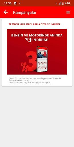Türkiye Petrolleri screenshot 2