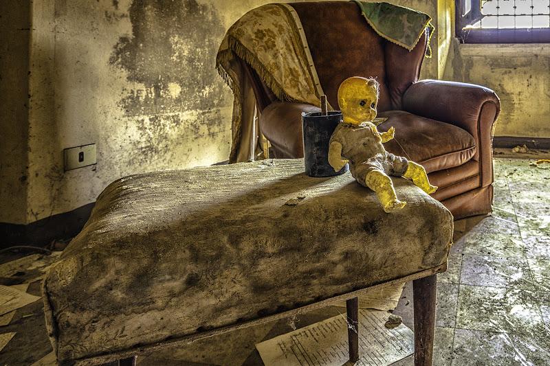 Eccola la Bambola!! di Antonio Piazza