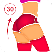 Buttocks, Legs and Hips Workout