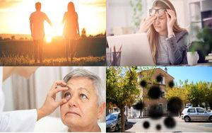 Faites attention aux différents problèmes oculaires