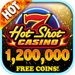 Hot Shot Casino Games - Free Slot Machines Icon