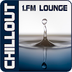 Live ChillOut 1.FM Lounge Music Radio Station Icon