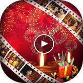 Happy New Year Video Maker - 2018 Video Editor