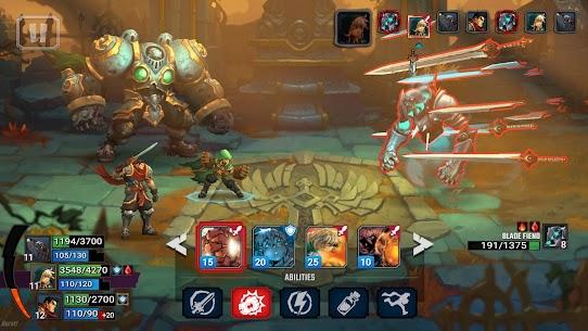Battle Chasers Nightwar MOD APK v1.0.19 + Data Free Download 5