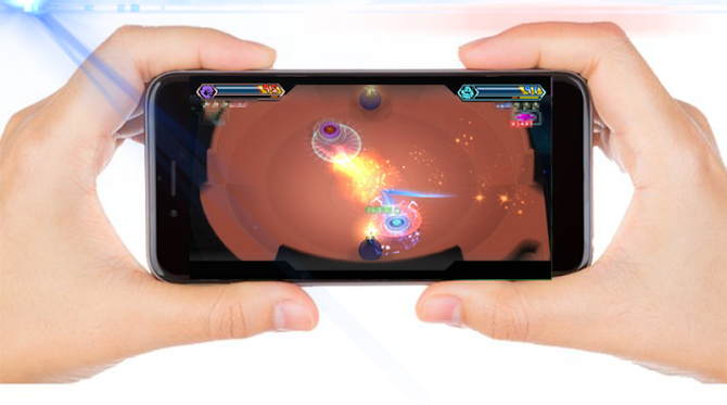 Spin Blade: Burst Evolution Android 3