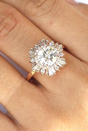 Engagement Rings – Personal Preference and Matching Styles