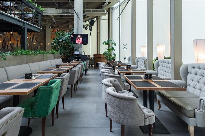 Фото №1 зала Bar BQ Cafe Метрополис