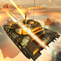 Tank Attack: Urban War Sim 3D icon