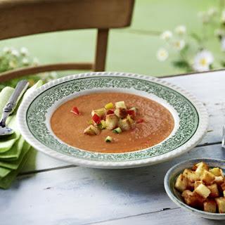 Tomato Gazpacho.