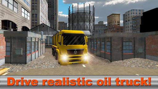 Oil Truck Driver: Simulator 3D
