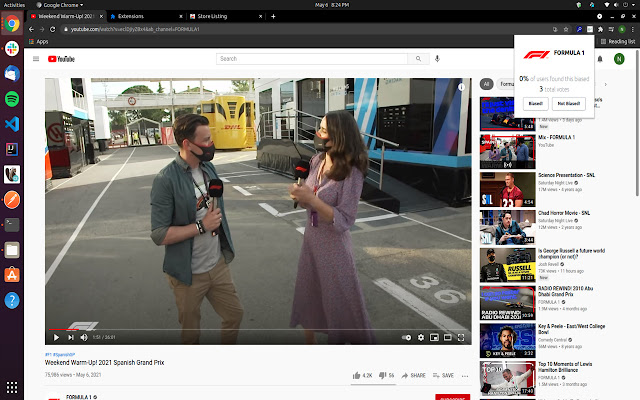 Youtube Bias