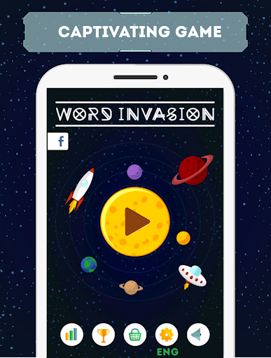 Word Invasion: guess by сlues