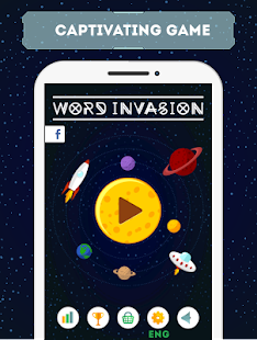 Word Invasion: associations- screenshot thumbnail