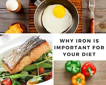 Why Iron Is Important to Your Diet