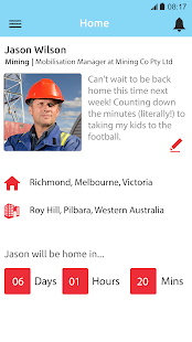 One Minute Closer – FIFO App- screenshot thumbnail