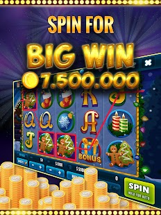 Christmas Slot Machines Free- screenshot thumbnail