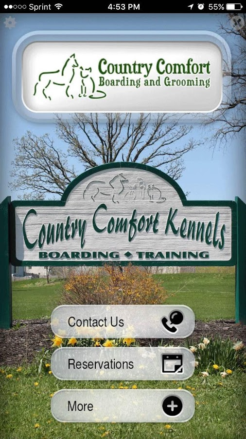 Country Cmft Brdng & Grooming- screenshot