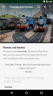 FANDOM for: Thomas Tank Engine - náhled