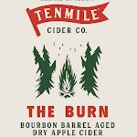 Tenmile The Burn - Bourbon Barrel Aged W/ Vanilla, Cinnamon, & Milk Sugar