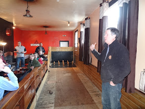 Photo: Visit to Burton Bridge Brewery - just a few blocks fromthe National Brewery Centre in Burton-Upon-Trent.