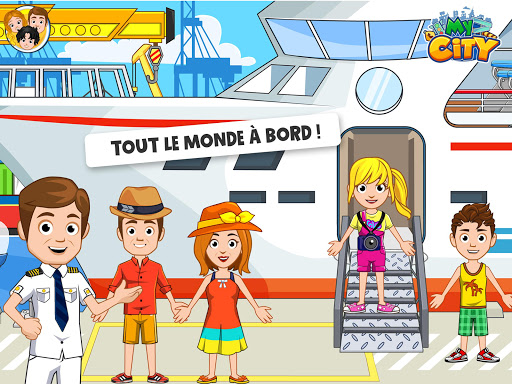 My City : Aventures en bateau screenshot 8