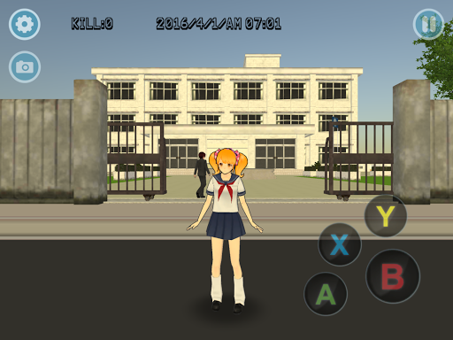 High School Simulator GirlA 3.3 screenshots 9