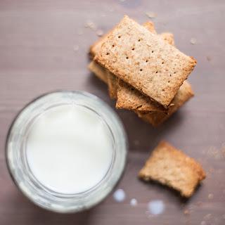 Rustic Graham Crackers