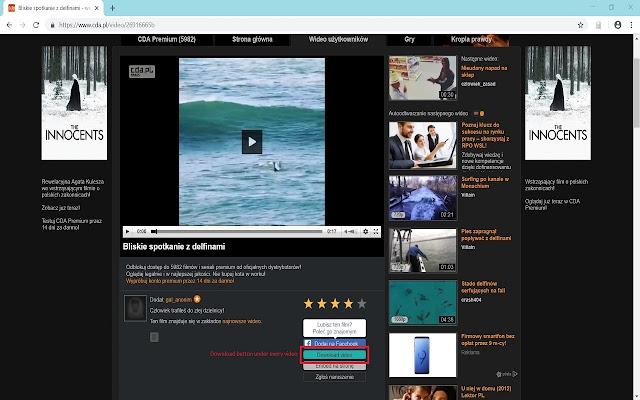 CDA Downloader