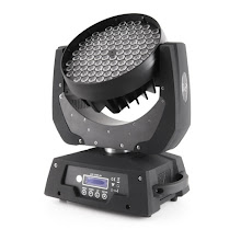 Photo: Flash Moving Head FL-150 (10 €-Tag)