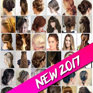 Hair Styles Tutorials Android Apps On Google Play - Hairstyle design dikhaye