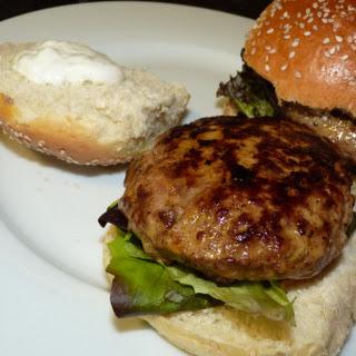 North African Lamb Burgers Recipe