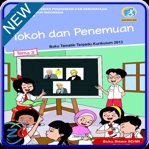 Buku Siswa Kelas 6 Sd Mi Tema 3 Aplikasi Di Google Play