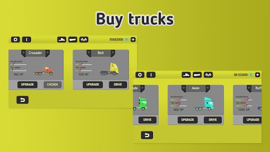 Truck Transport 2.0 - Trucks Race - náhled