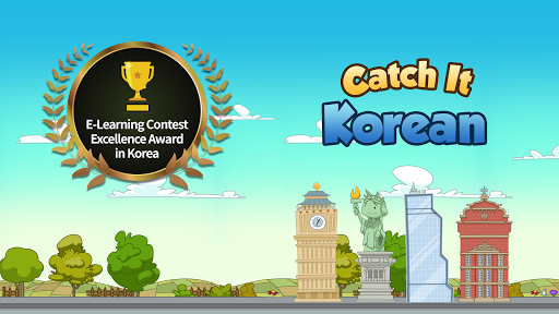 Catch It Korean : Fun and easy like a game