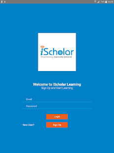 iScholar- Interactive Learning- screenshot thumbnail