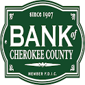 Bank of Cherokee County icon
