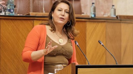 La consejera de Agricultura, Ganadería, Pesca y Desarrollo Sostenible, Carmen Crespo.