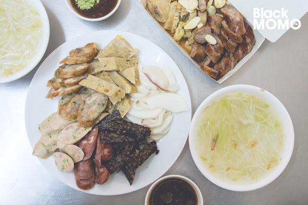 嘉義│黑人魯熟肉×信味香香腸‧總舖師台式下午茶