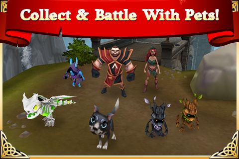 Code Triche Arcane Legends MMO-Action RPG APK MOD screenshots 5