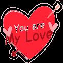 Sticker Love icon