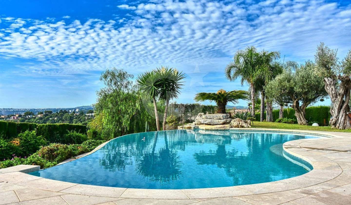 House with pool Cagnes-sur-Mer