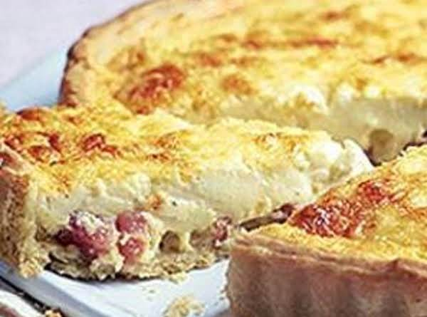 Company Quiche Lorraine With Bacon And Swiss