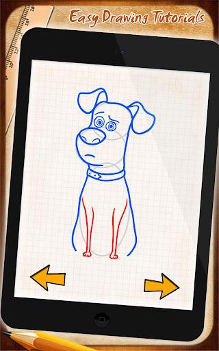 免費下載教育APP|绘制宠物电影 app開箱文|APP開箱王
