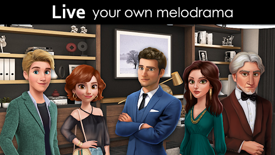 My Home Design Story : Episode Choices Mod Apk Download For Android and Iphone 6