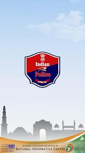 Indian Police At Your Call App Screenshot