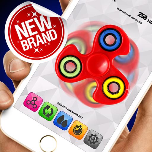 Premium fidget hand spinner edc toys